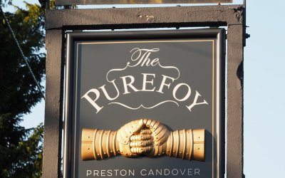 New Pub Opening – The Purefoy Arms in Preston Candover