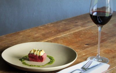Gordon's Special Menu for English Wine Week
